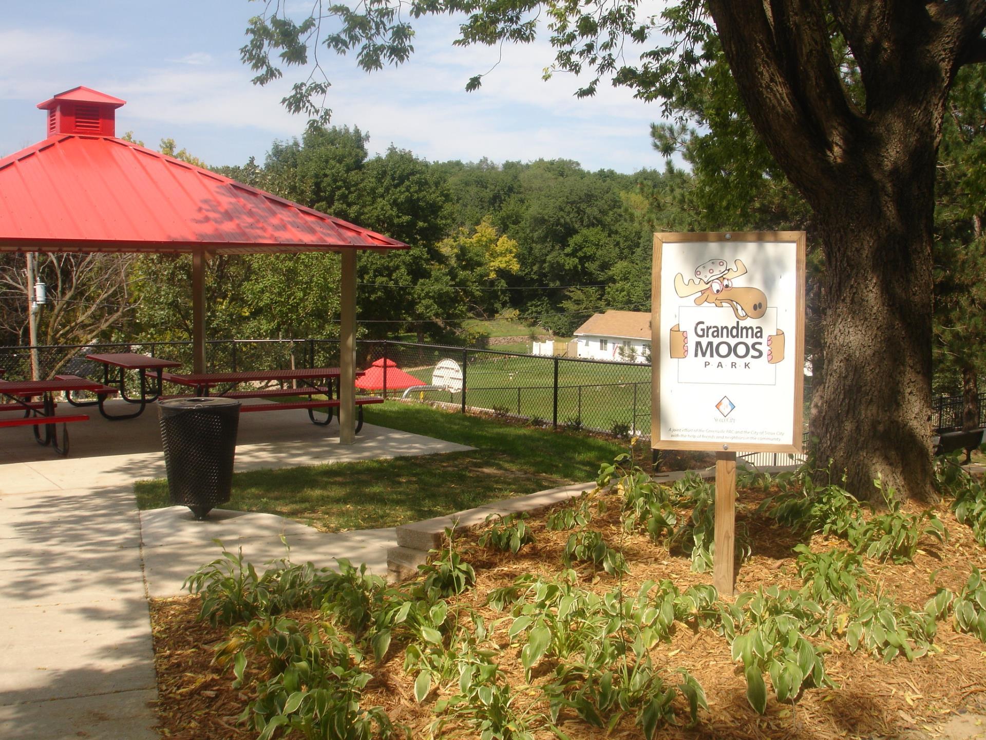 Grandma Moos\' Park | Parks & Amenities | City of Sioux City website