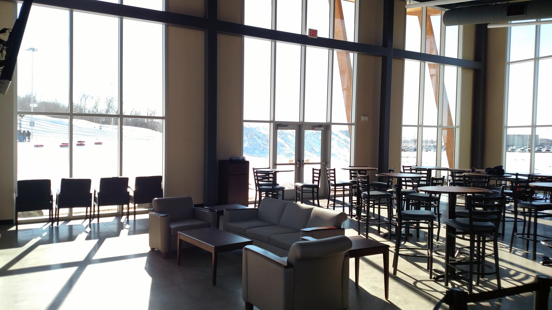 Cone Park Sioux City Lodge Rental