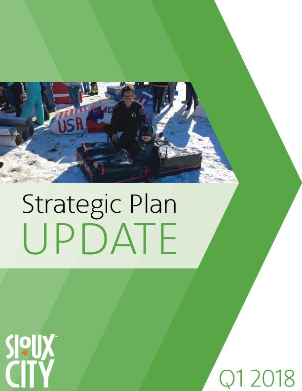 Sioux City Strategic Plan Update Q1 2018