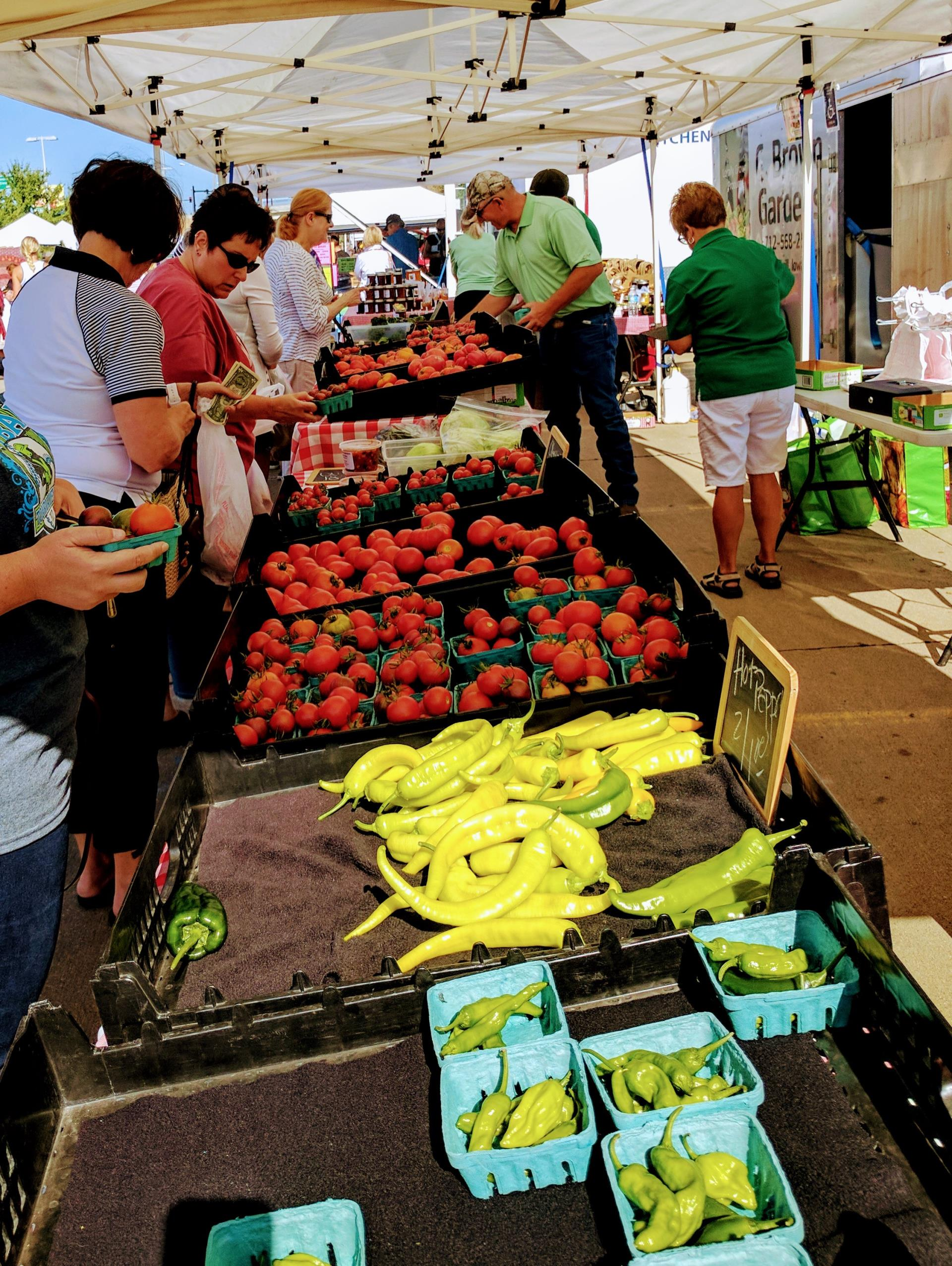 Farmers Market Sioux City
