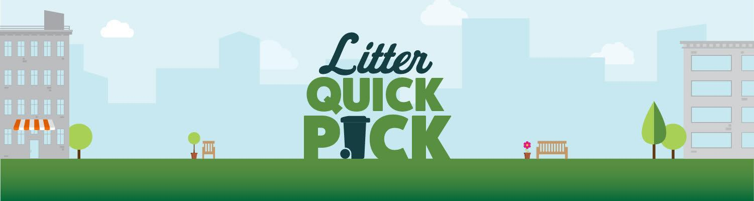 Litter Pick Up in Sioux City