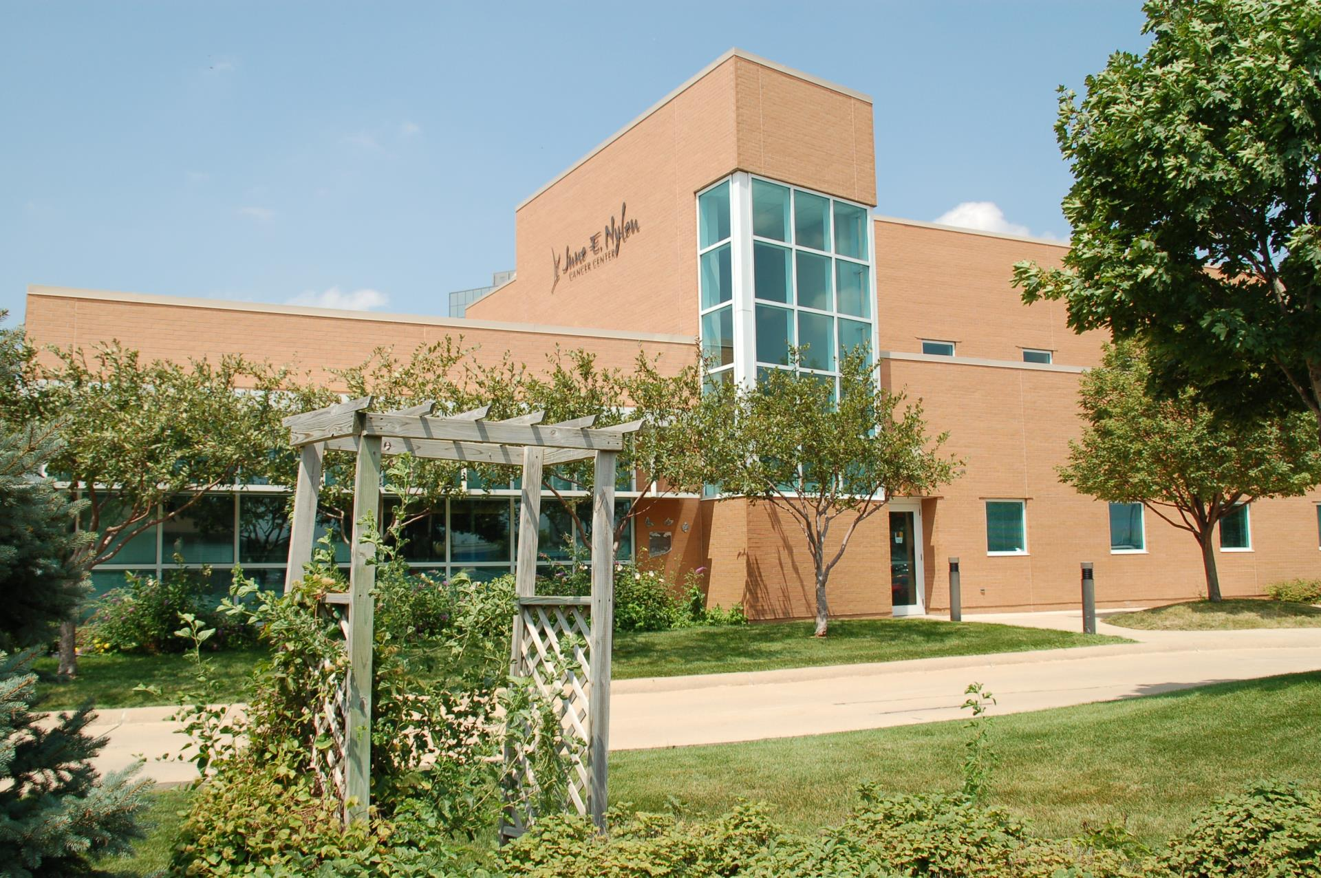 June E. Nylen Cancer Center in Sioux City