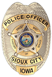 Police Office Badge Logo