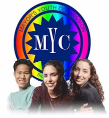 Mayor's Youth Commission Logo