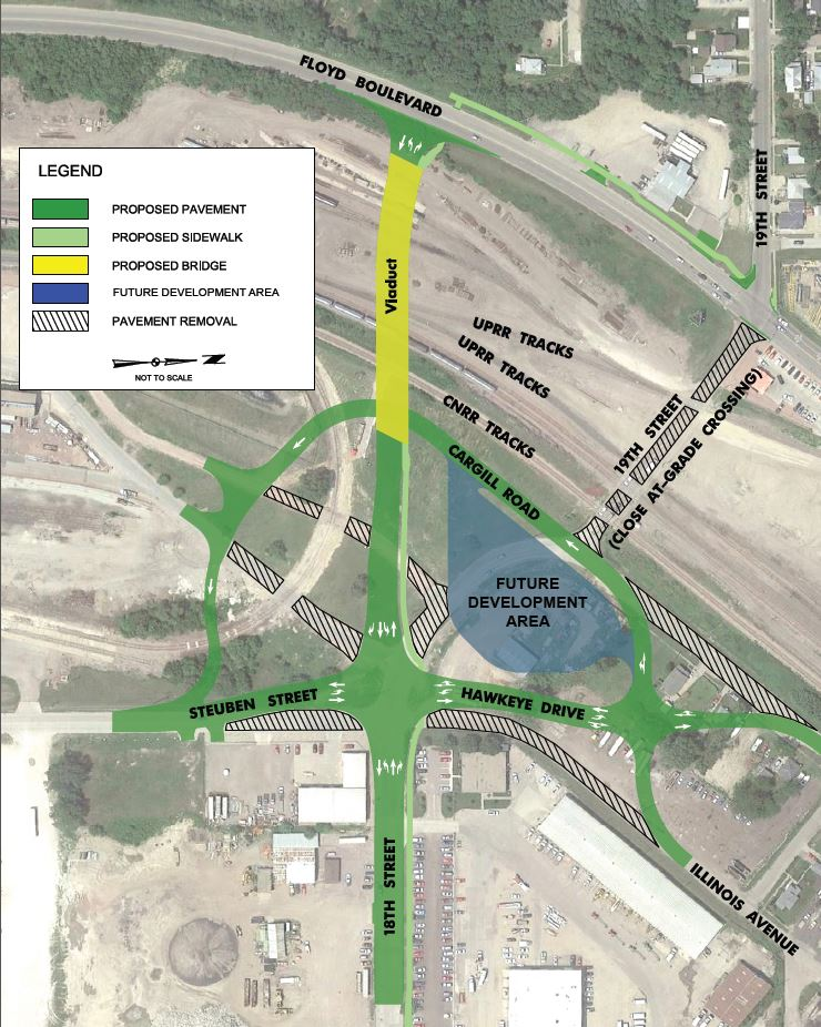 Sioux City /> Woodbury Iowa sewer construction bond