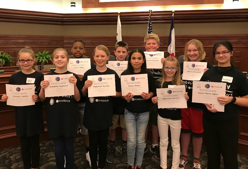 2018 Young Ambassadors in Sioux City Iowa