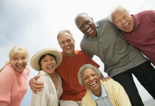 Older Diverse Adults