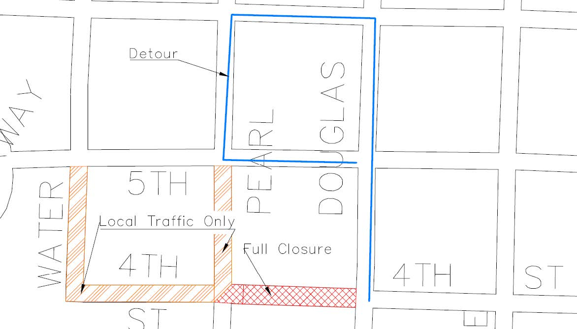 4th Street and Pearl Street Intersection Closure | Road ... on mississippi homes, madison homes, grenada homes, long beach homes, natchez homes, cape town homes, west point homes, meridian homes, hamilton homes, imagine homes,