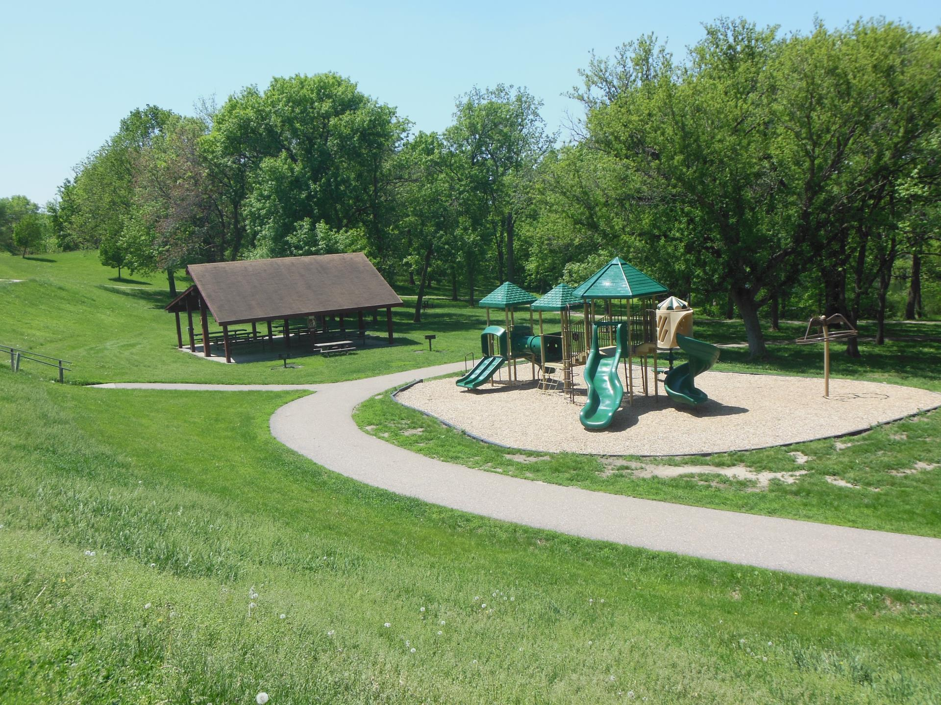 Bacon Creek 2 & play equipment