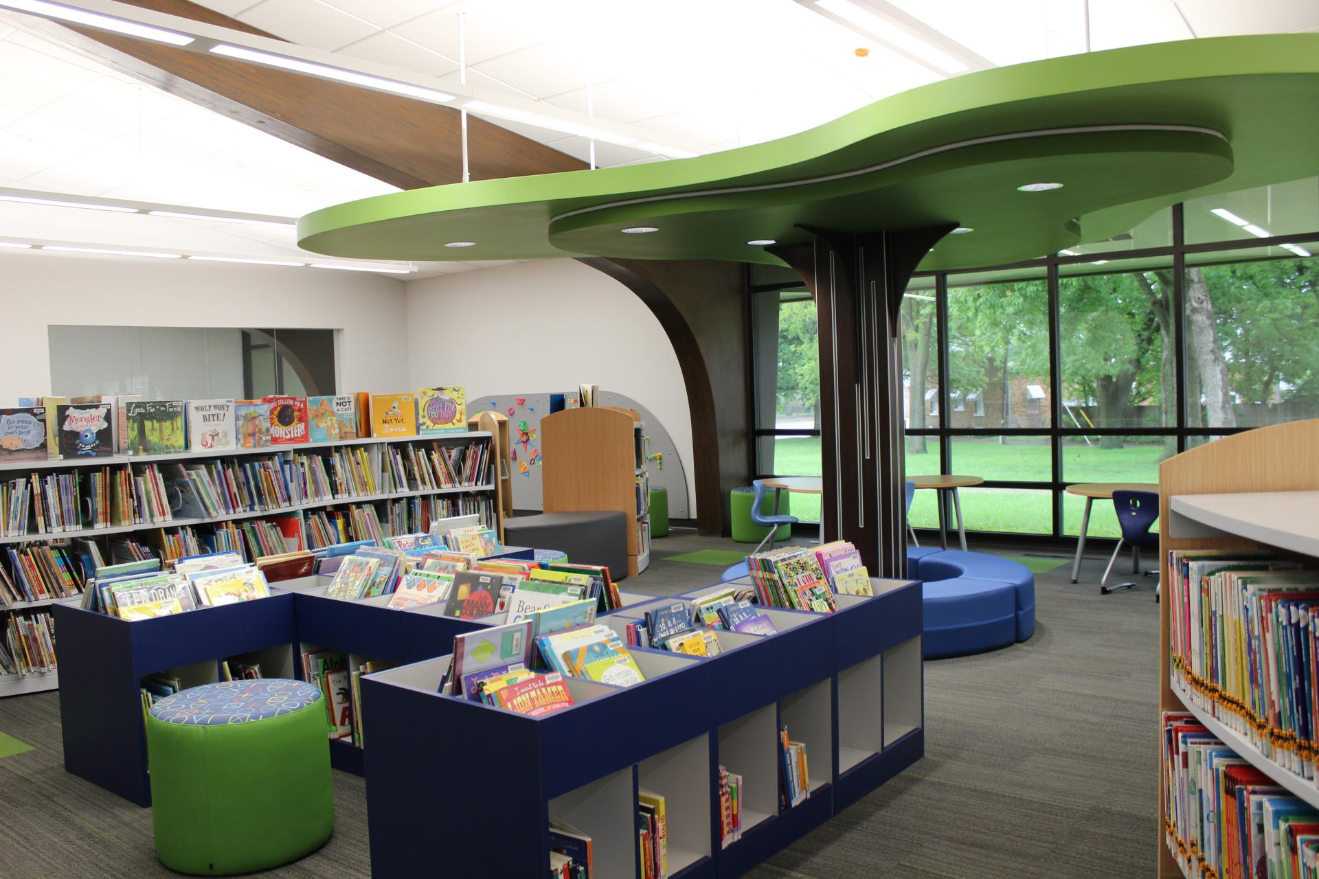 Morningside Branch Children's Area