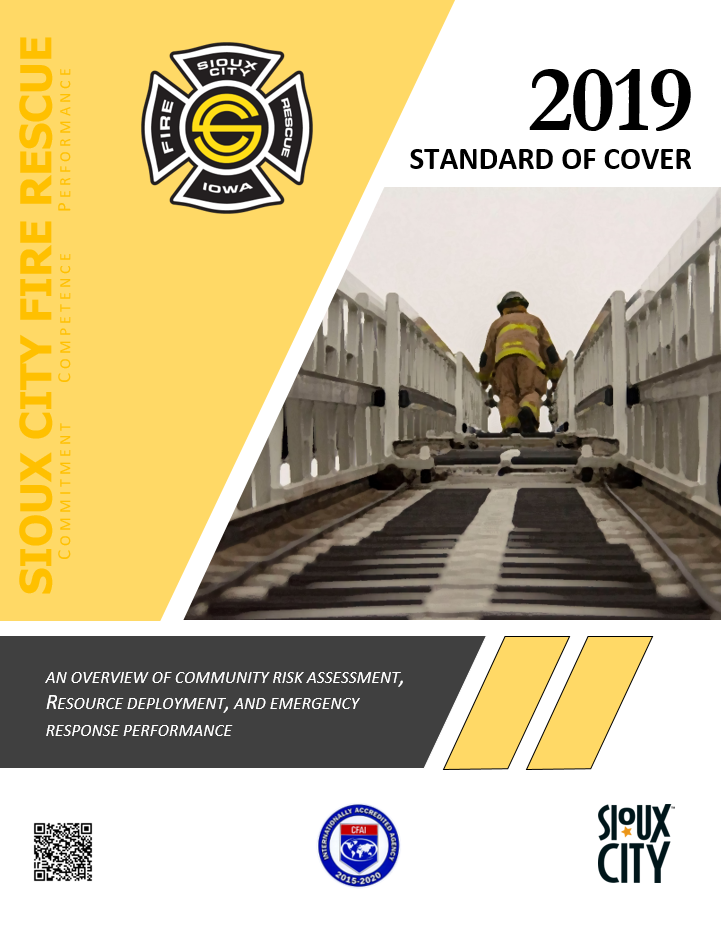 2019 Standard of Cover