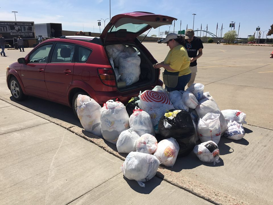 Sioux City ReEvent 2018 Recycling