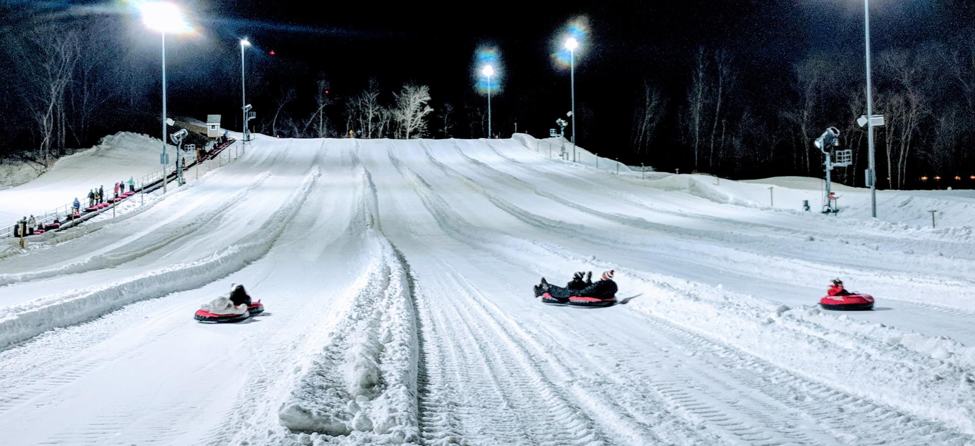 Cone Park Sioux City Tubing